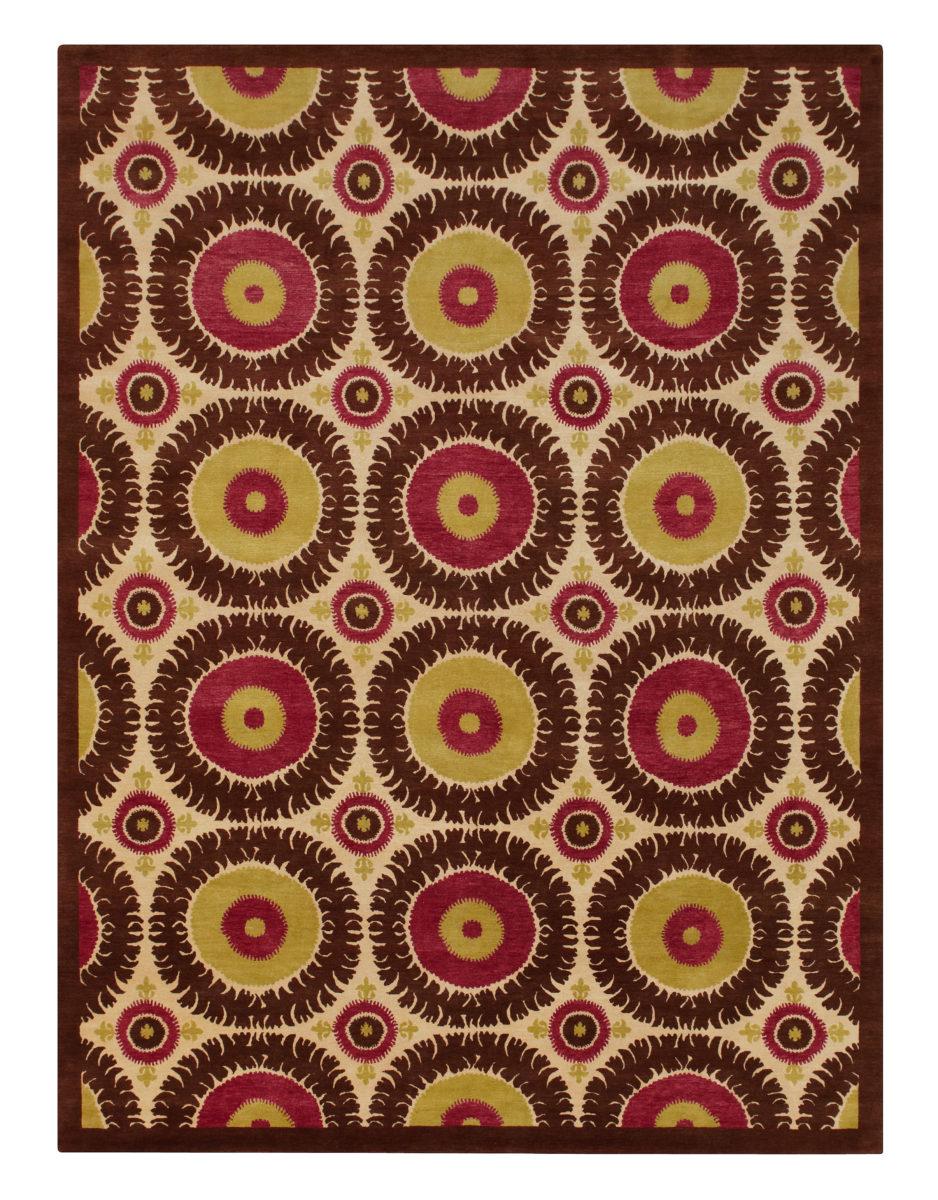 Suzani   Multi 9x12   Interior Resources | Rugs, Carpets, Design | Dallas  Texas